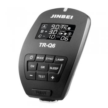 Jinbei TR-Q6 TTL n -didnegar