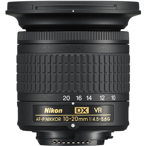 لنز نیکون Nikon AF-P Nikkor 10-20mm F4.5-5.6G VR