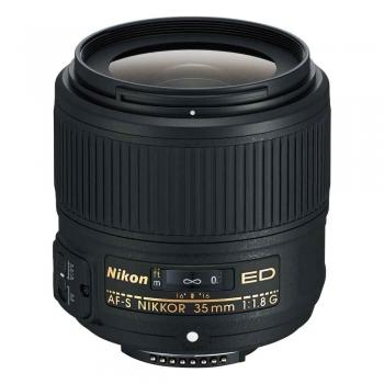 نیکون Nikon AF-S NIKKOR 35mm f/1.8G