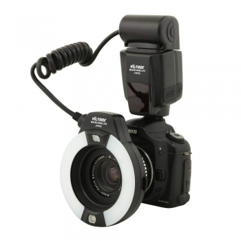 Viltrox JY-670C Camera LED TTL Macro Ring Flash-didnegar