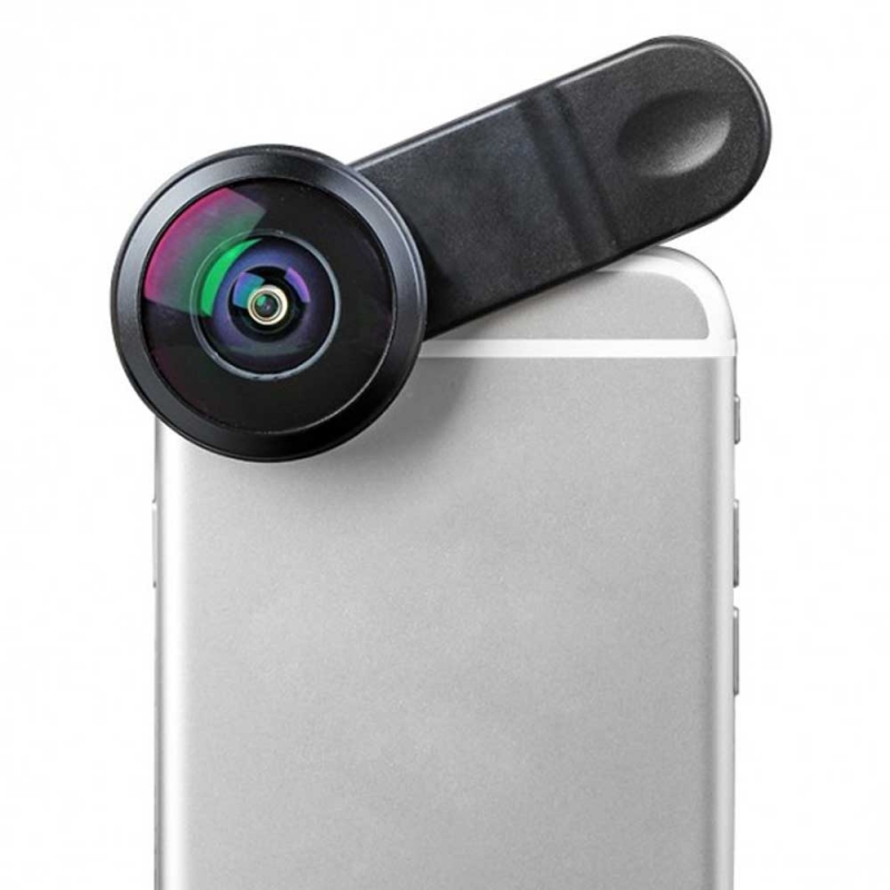 لنز موبایلی سوپر فیش آی ۱۰mm ایبولو IBOOLO