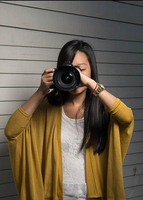 عکاس علاقهمند
