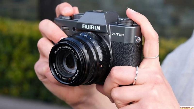 دوربین فوجیفیلم X-T30