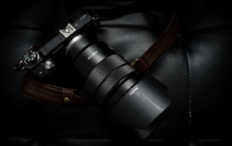 لنز دوربین عکاسی سونی