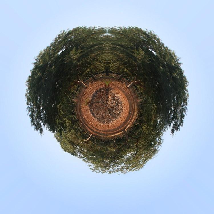 عکاسی Tiny Planet