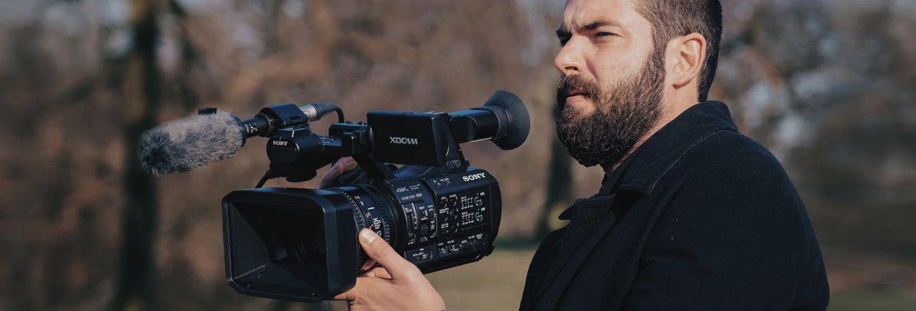 دوربین فیلمبرداری سونی z190