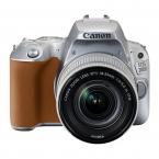 دوربین عکاسی کانن Canon 200D با لنز ۵۵-۱۸ STM  (نقره ای)