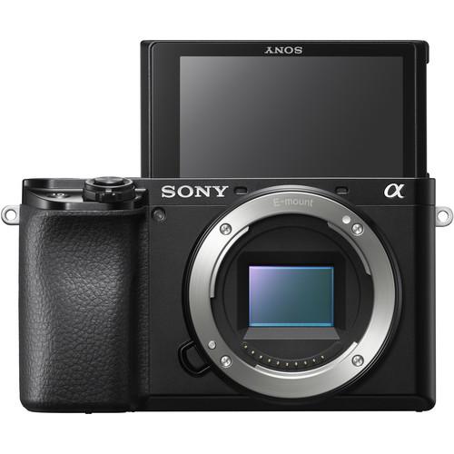 صفحه نمایش دوربین سونی a6100