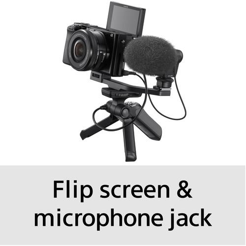 مشخصات فنی دوربین سونی a6100