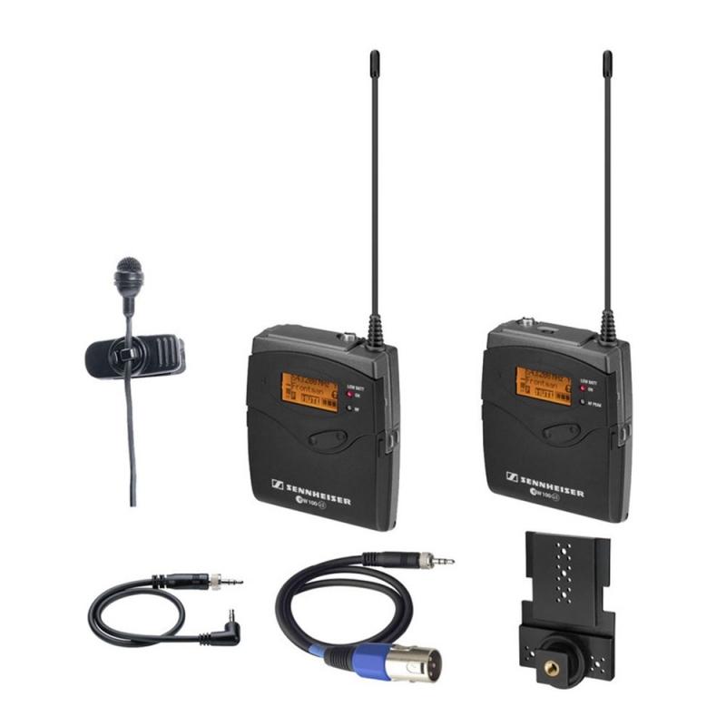 میکروفون بی سیم یقه ای سنهایزر EW 112P G3