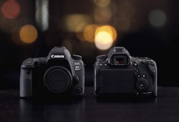 مقایسه دوربین کانن 6D Mark II و 7D Mark II