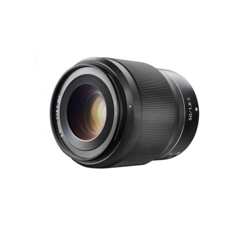 لنز ۵۰ نیکون با دیافراگم f/1.8 سری S برای دوربین های بدون آینه