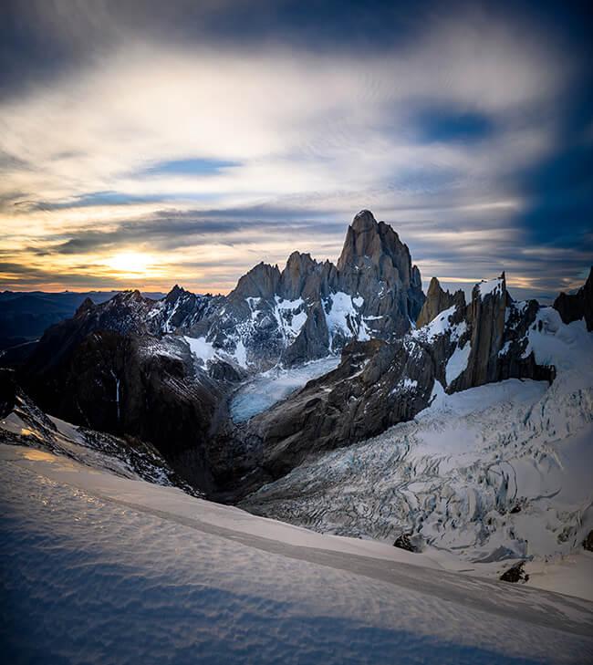 عکاسی از کوهها