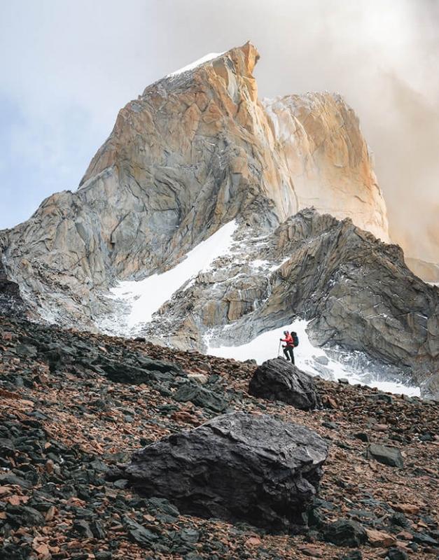 عکاسی از کوهنوردی