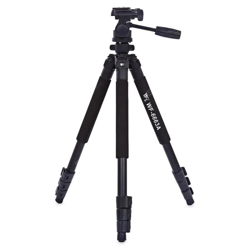 سه پایه دوربین ویفنگ مدل WT-6663A