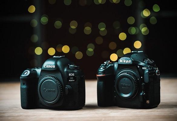 مقایسه دوربین کانن 5D Mark IV و نیکون D850