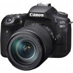 .دوربین عکاسی کانن Canon 90D با لنز 135-18 IS USM