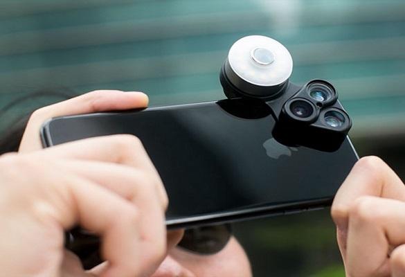 بهترین تجهیزات مخصوص عکاسی با موبایل