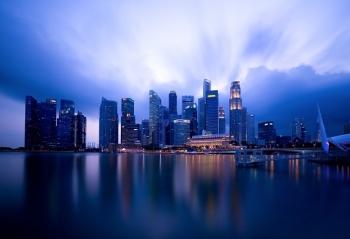 آموزش عکاسی از مناظر شهرهای ساحلی در ساعت آبی !