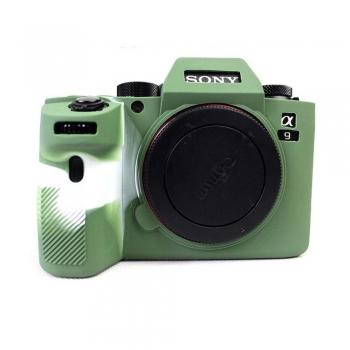 Camera Silicone cases A7RIII green