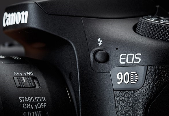 مقایسه دوربین کانن 80D و 90D