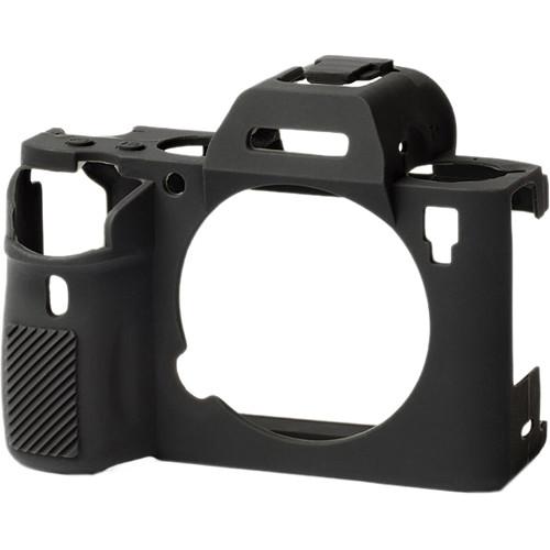 محافظ و کاور سیلیکونی دوربین عکاسی سونی مدل  A7RIII / A7III / A9 مشکی