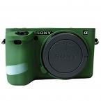 محافظ و کاور سیلیکونی دوربین عکاسی سونی مدل   A6400 / A6300 سبز
