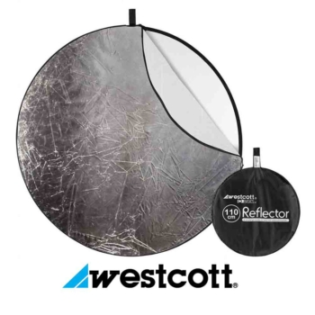 Westcott reflector 110cm 5 in 1 -didnegar