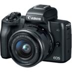 دوربین بدون آینه کانن Canon EOS M50 Mirrorless With 15-45 Lens