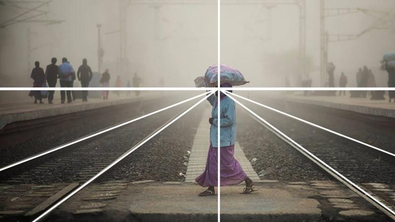 اصول ترکیب بندی در عکاسی