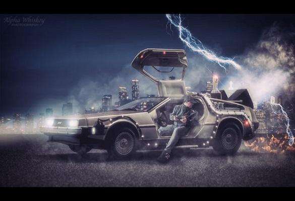 عکاسی خلاقانه از ماشین و فیگورهای انسانی : دنیای انتزاعی اتومبیلها !
