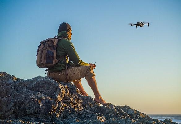 نکات ایمنی پرواز با پهباد : حفظ ایمنی در مورد پهبادهای تصویربرداری