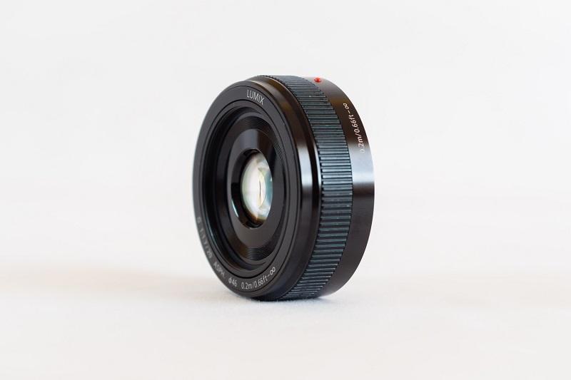 عکاسی از لنز دوربین