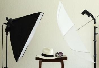تفاوت سافت باکس و چتر در عکاسی : کدام یک بهتر است ؟