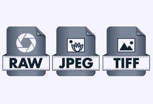 تفاوت JPEG ، TIFF و RAW : تفاوت و تاثیر فرمتهای مختلف در عکاسی مدرن