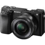 دوربین بدون آینه سونی آلفا ۶۰۰۰ با لنز ۱۶-۵۰