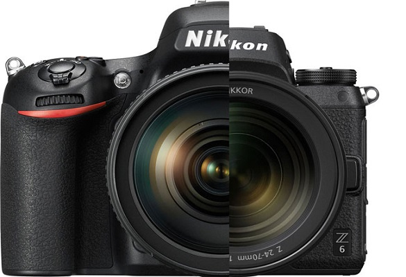 دوربین نیکون D780 – شگفتی نیکون در ژانویه ۲۰۲۰