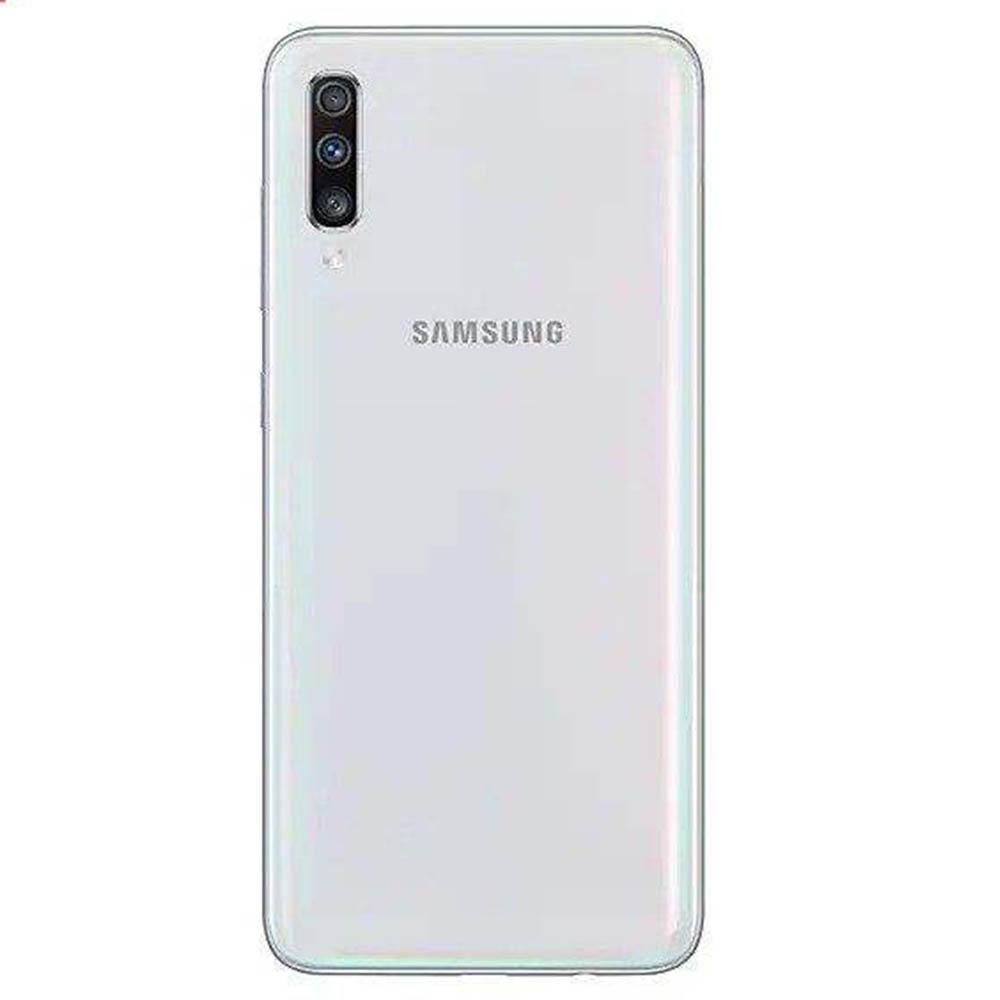 گوشی موبایل گلکسی A70 سامسونگ سفید