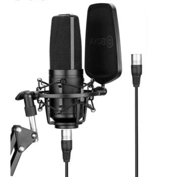 میکروفن استودیویی بویا مدل Boya by -m1000