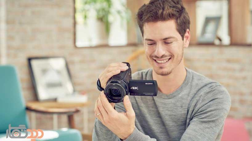 تفاوت سریهایPJ  ، AX و CX  در دوربینهای فیلمبرداری خانگی سونی