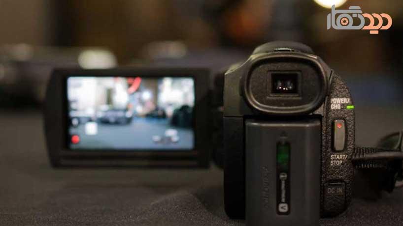 دوربینهای فیلمبرداری سونی سری AX