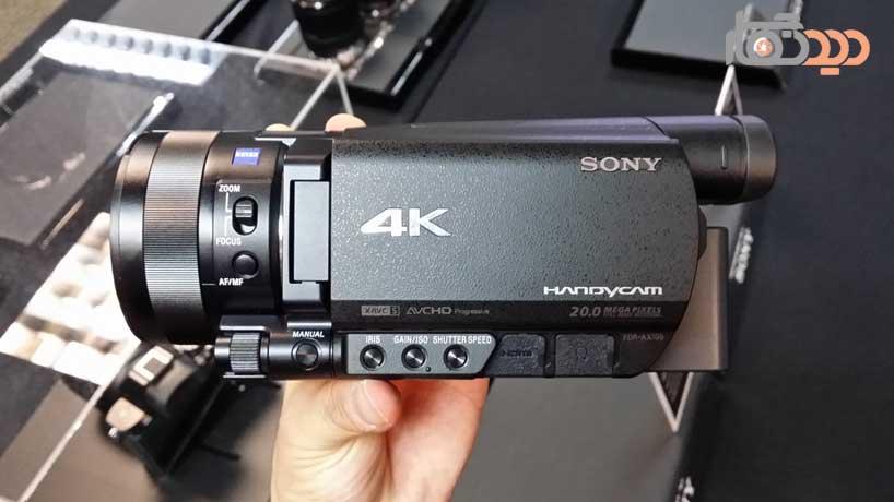 دوربینهای فیلمبرداری سونی