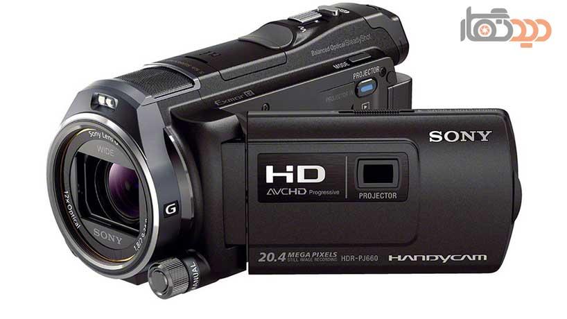 دوربینهای فیلمبرداری سونی سری PJ