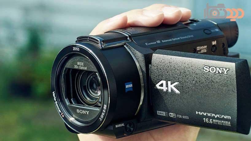 دوربینهای فیلمبرداری سونی سری CX
