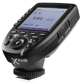 فرستنده گودکس مدل Godox XProN TTL Wireless Flash Trigger for nikon