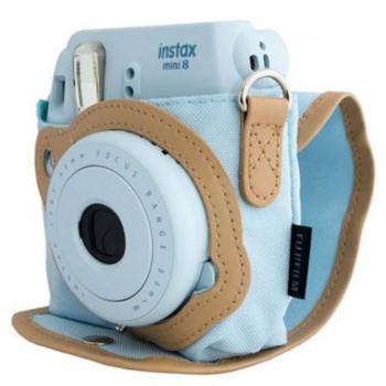 کیف دوربین فوجی مدل FUJIFILM Camera Case for INSTAX Mini 9 Ice Blue