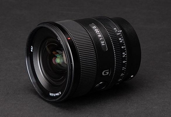 سونی لنز اولترا واید پرایم FE 20mm F1.8 G را معرفی کرد !