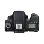 دوربین عکاسی کانن ۷۶۰D بدنه (کارکرده)