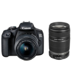 .دوربین عکاسی حرفه ای کانن 1500D با لنز های 55-18 و 250-55