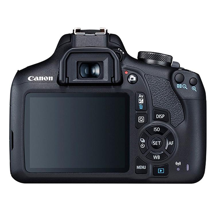 دوربین عکاسی حرفه ای کانن با لنز های 55-18 و250-55